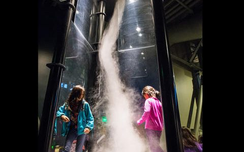 Field trip to the Exploratorium in San Francisco